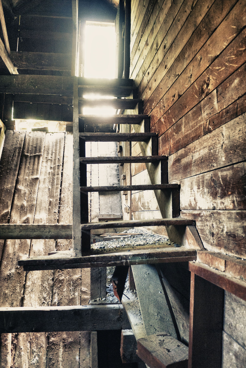 Photograph Stamp Mills Stairs by Phil Ackley on 500px