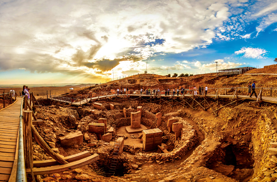 GobekliTepe by tunc suerdas on 500px.com