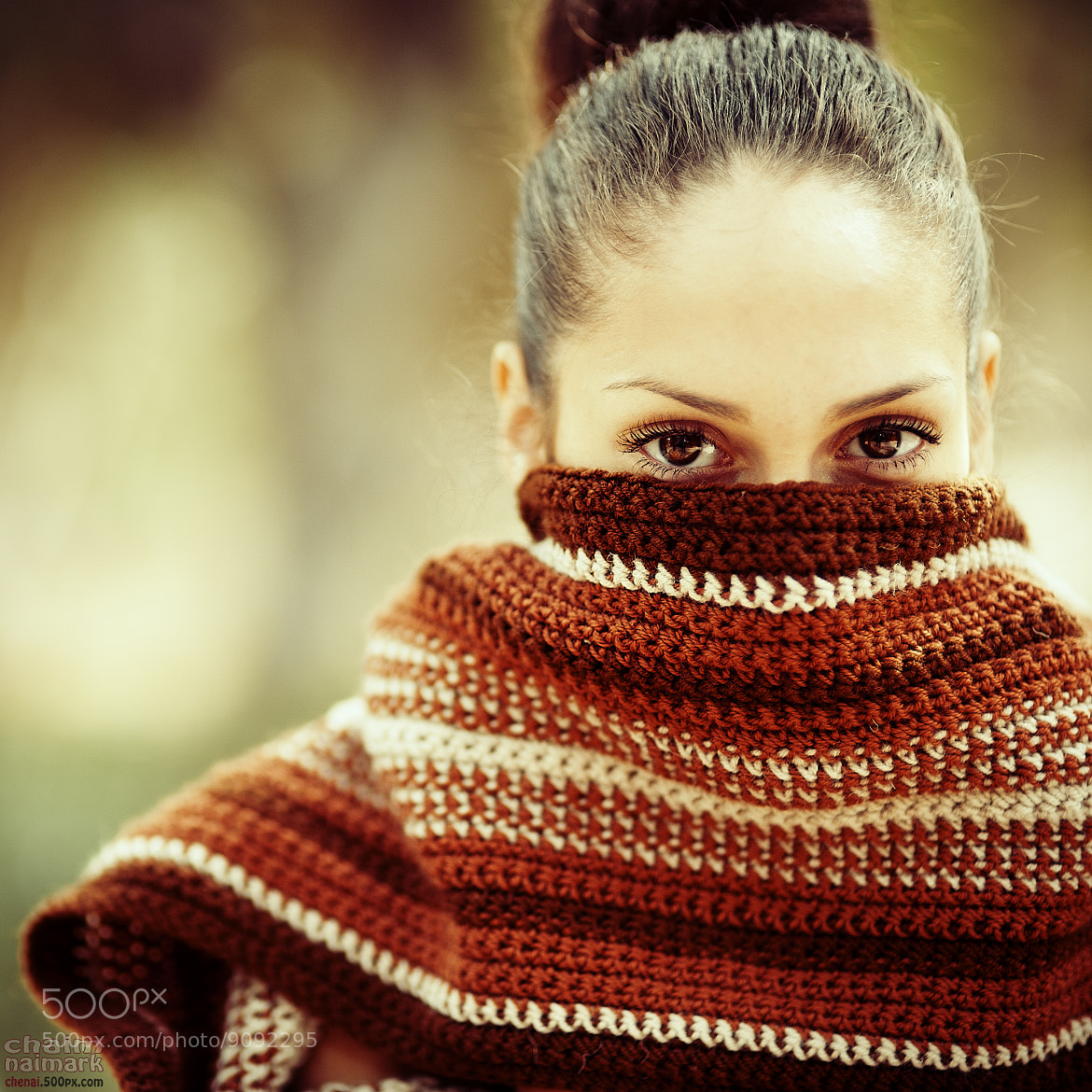 "Photograph Scarf by Chaim (""chenai"") Naimark on 500px"
