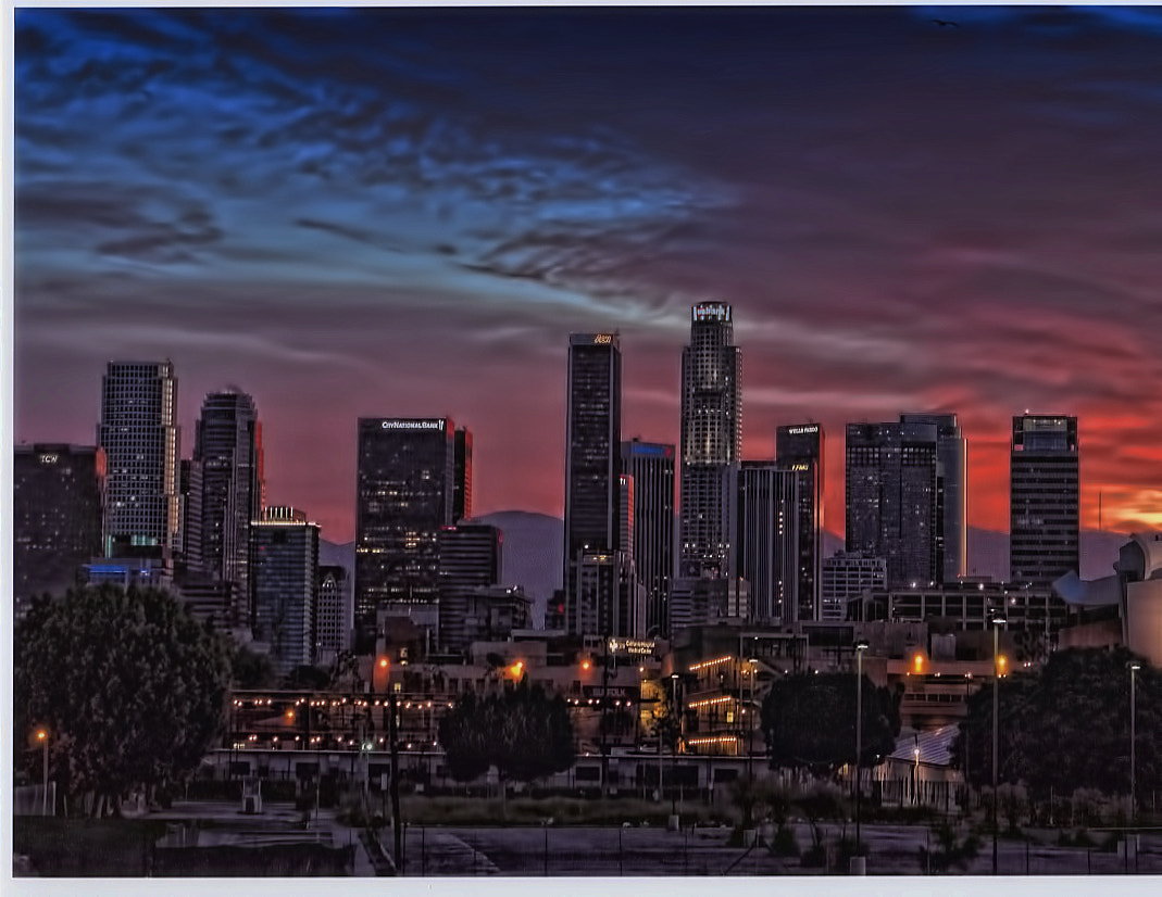 Photograph Good Morning L.A. by Greg McLemore on 500px