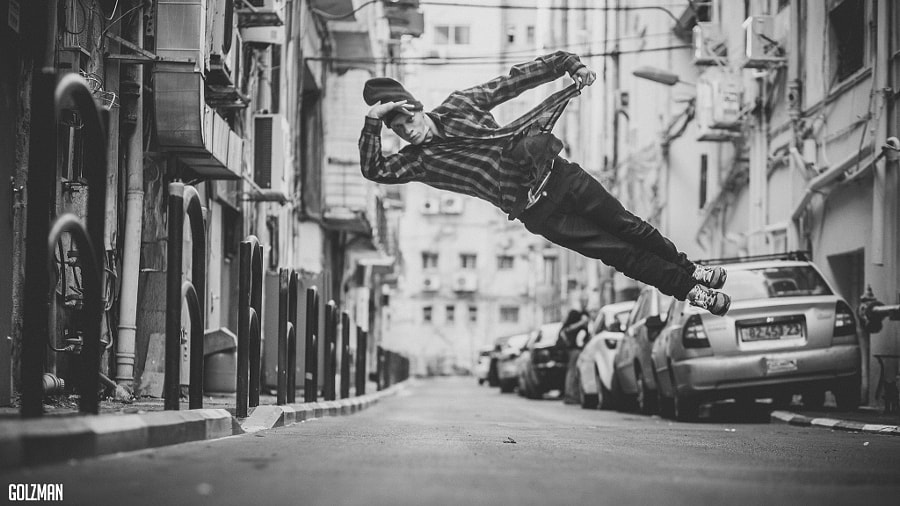 Bboy Tricky by Gogi Golzman on 500px.com