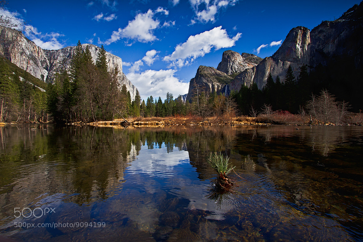 Photograph Valley Gate Of Yosemite by Joseph Trinh on 500px