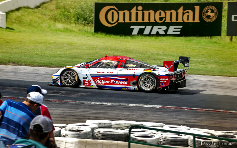 Action Express Racing Corvette DP - Mobil 1 SportsCar Grand Prix Canada