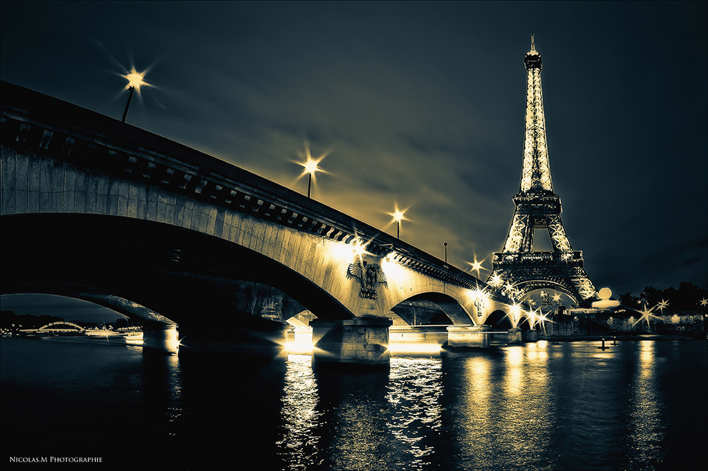 Photograph Paris by Nicolas.M  photographie on 500px