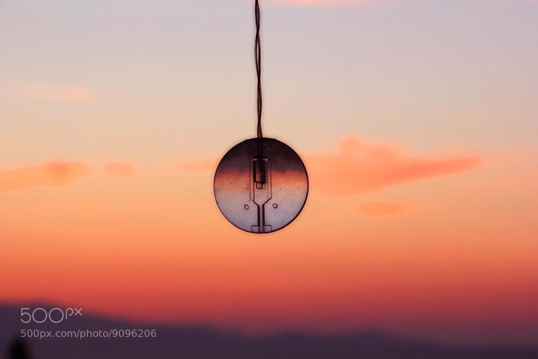 Photograph sunset with lights by Aylin ıldır on 500px