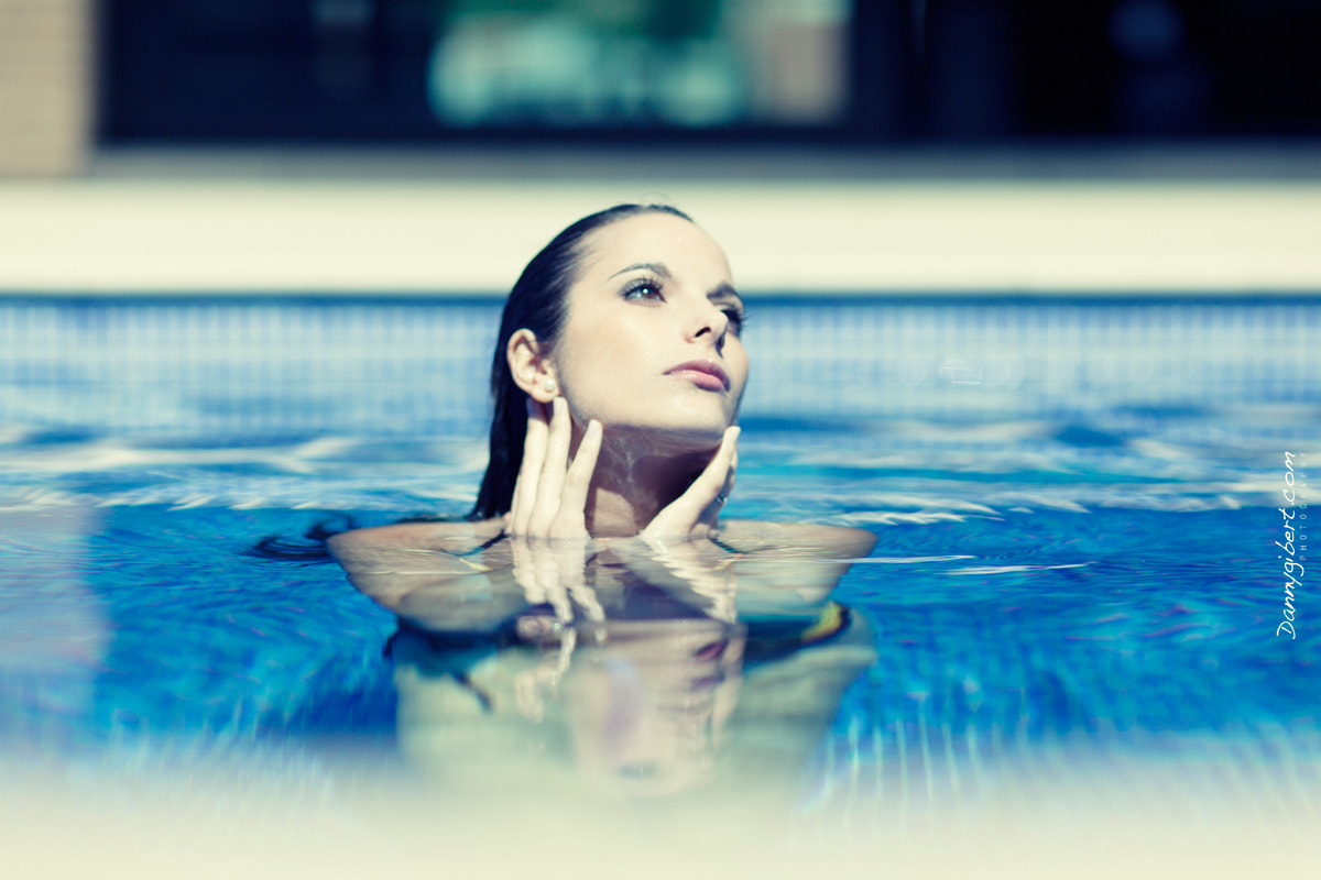 Photograph The siren of the swimming pool by Rocio Diaz on 500px