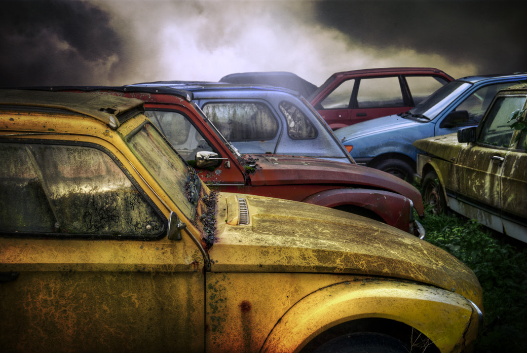 Photograph Car Edit by Audran Gosling on 500px