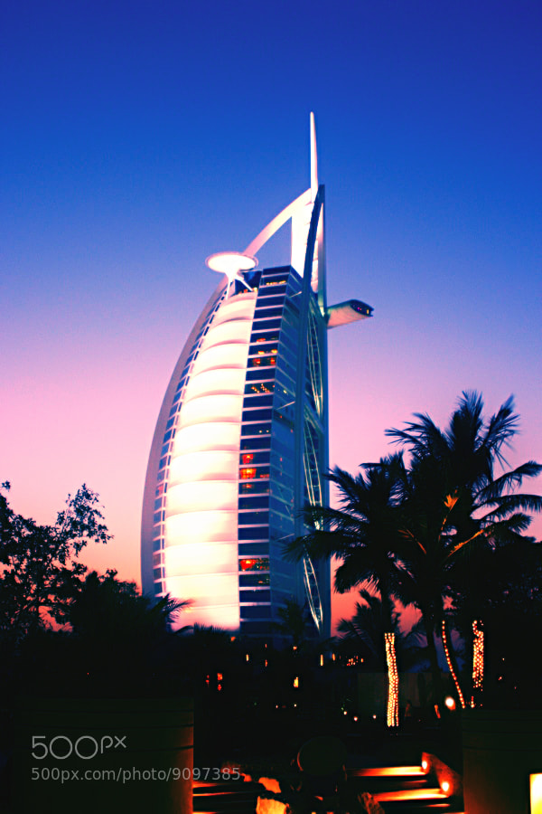 Photograph Burj Al Arab by Shahram Jahansooz on 500px