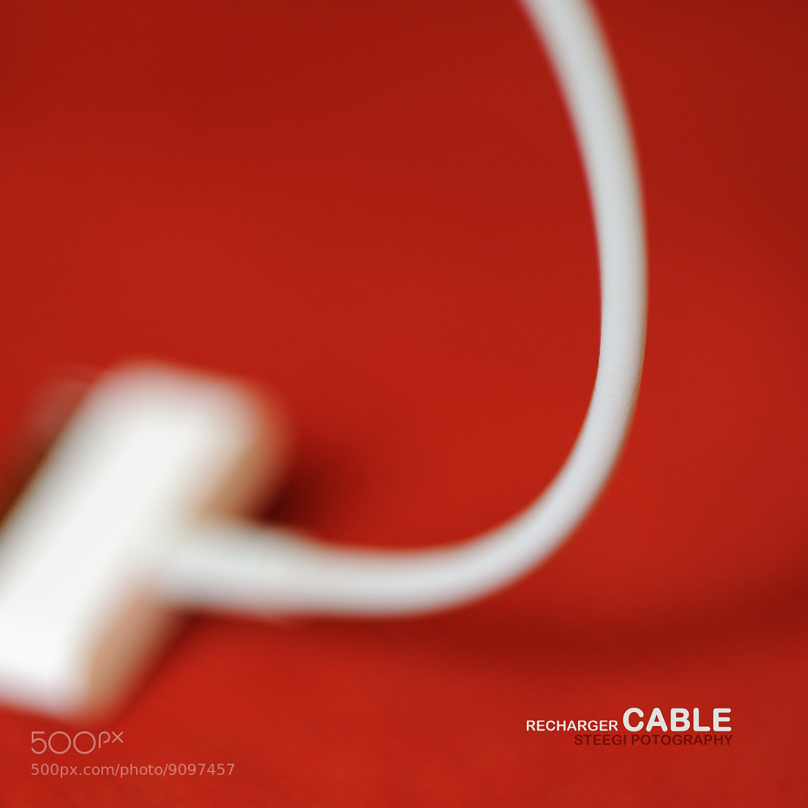 Photograph Recharger Cable by Andreas Steegmann on 500px