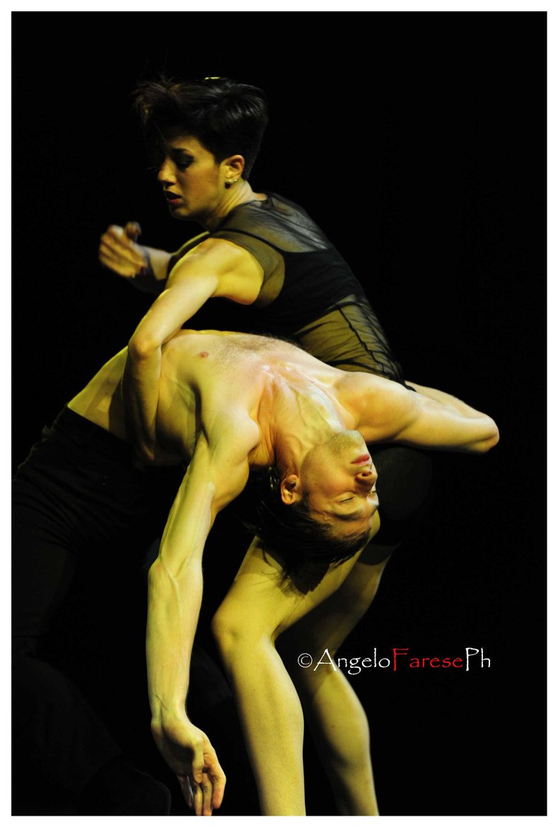 Photograph Aterballetto by Angelo Farese Photographer on 500px
