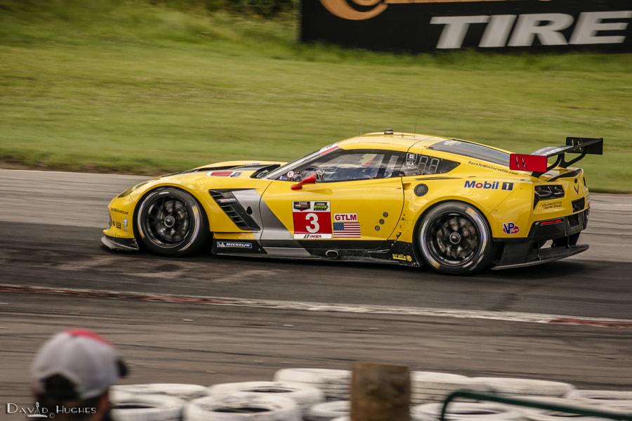 Corvette CR-7 GTLM - Mobil 1 SportsCar Grand Prix Canada