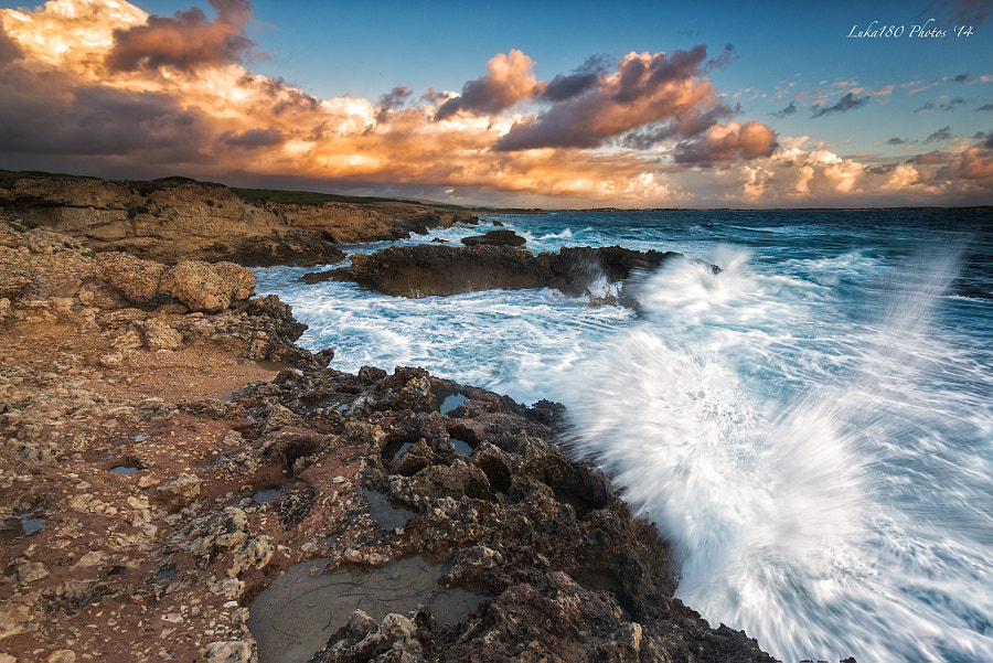 Capo Mannu Waves