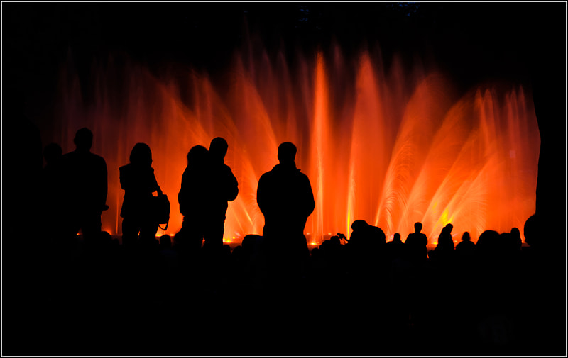 Photograph Wasserspiele by Gunnar Gall on 500px