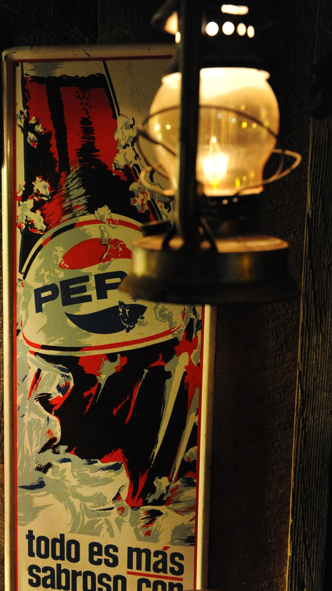 Photograph Pepsi Sign by Mark Singleton on 500px