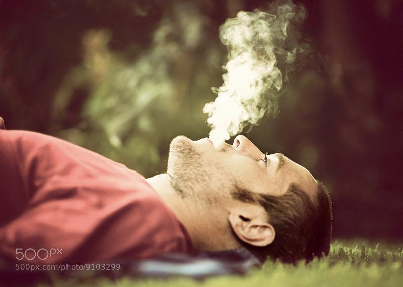 Photograph Smoke Kills by Manuel Orero on 500px