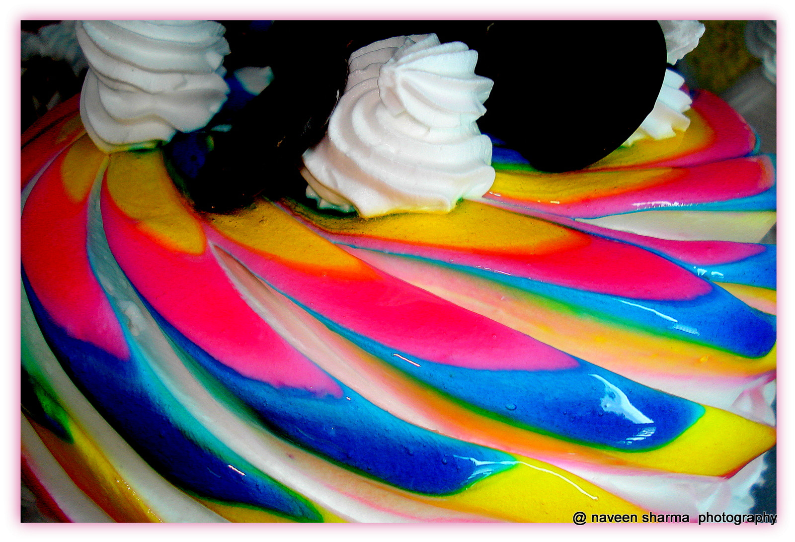 Photograph COLOURS OF CAKE by naveen sharma on 500px