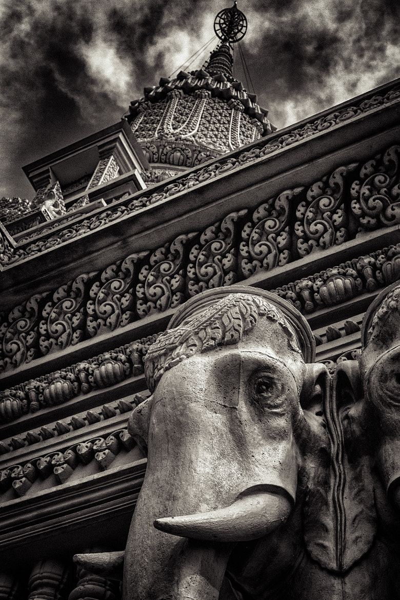 Photograph Oudong Temples (Close Up) by Song Khung Kouch on 500px