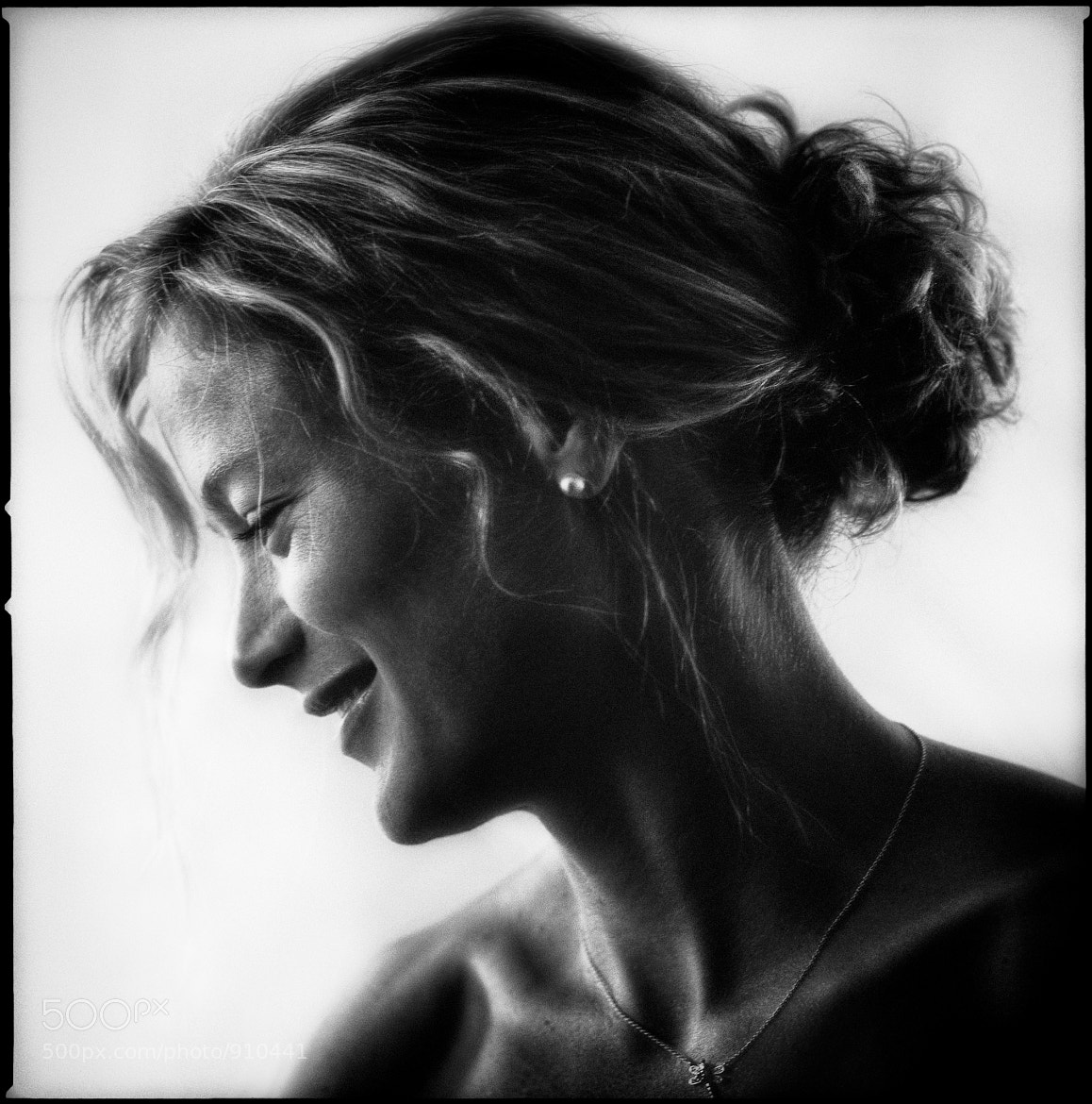 Photograph Carolyn Murphy by Betina La Plante on 500px