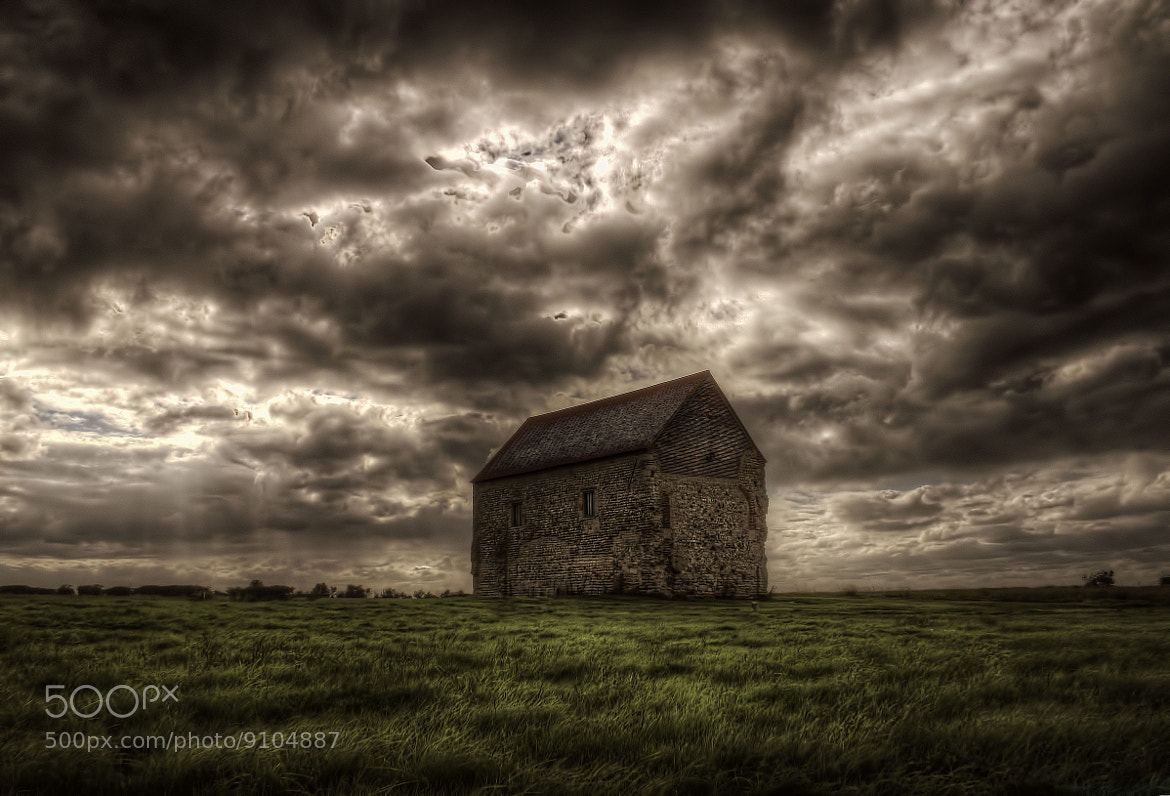Photograph St Peter on the Wall Church by Steven Ellis on 500px
