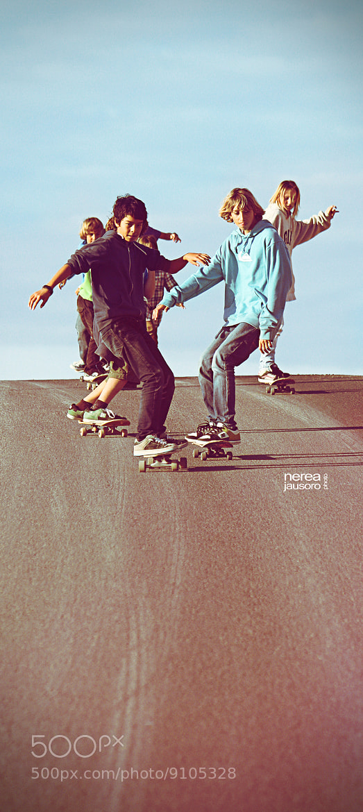 Photograph Sk8 session by Nerea Jausoro on 500px