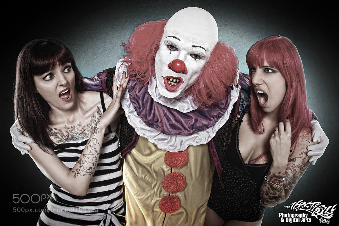 Photograph Pennywise by 168 Fish on 500px