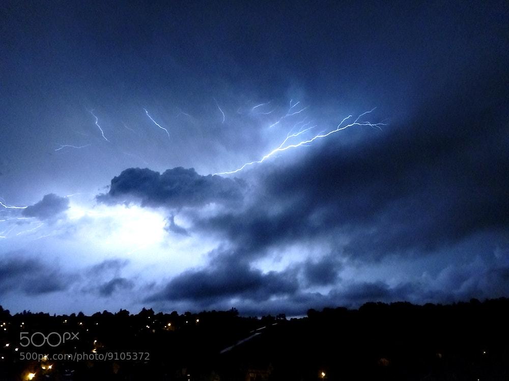 Photograph Thunderstorm by Ilja Osthoff on 500px