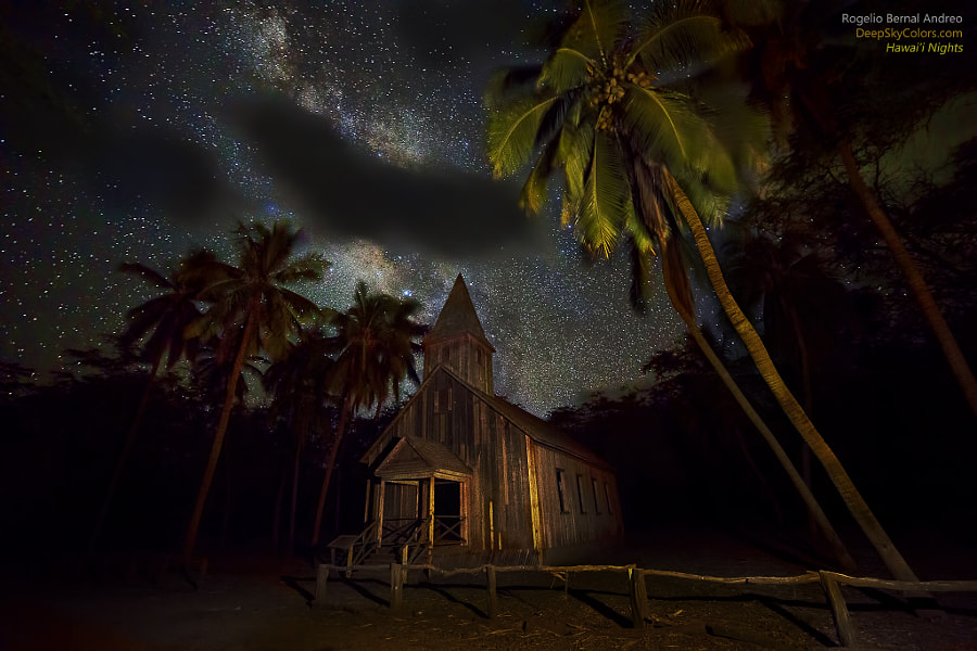 Photograph Lanai Old Church by Rogelio Bernal Andreo on 500px