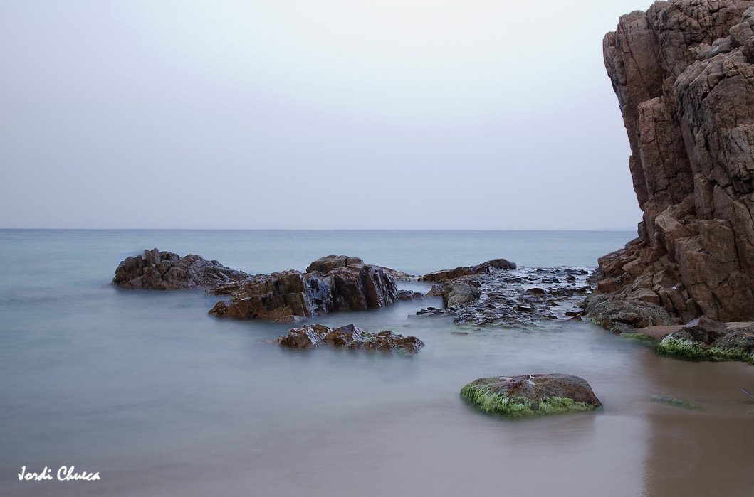 Photograph silks and rocks in the Costa Brava's area by Jordi Chueca on 500px