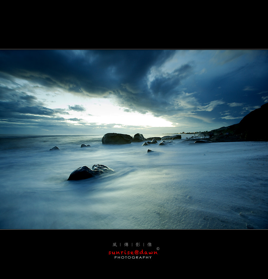 Photograph Fangshan at Twilight 迷離枋山 2 by SUNRISE@DAWN photography 風傳影像 on 500px