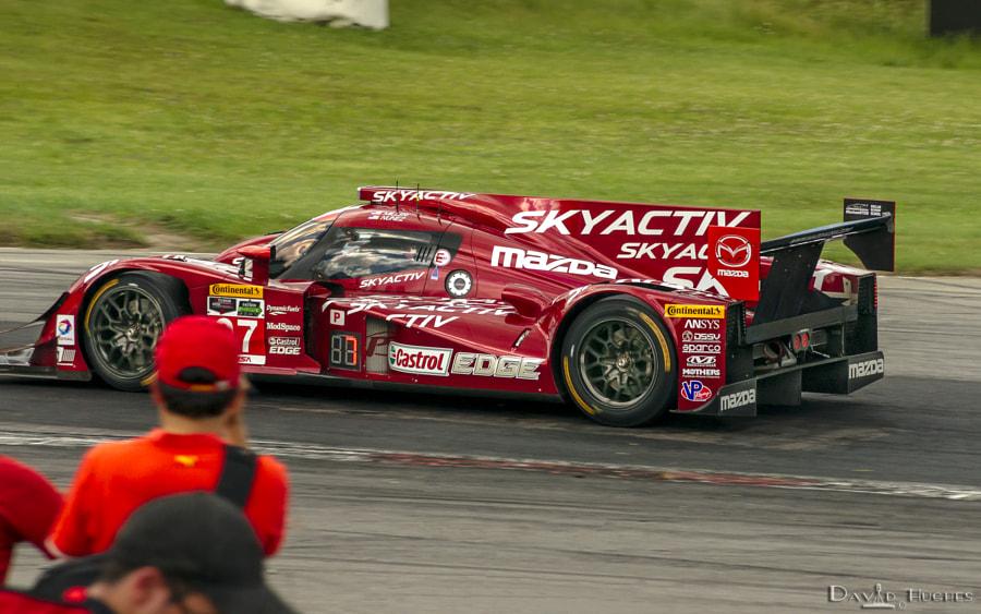SkyActive Mazda Protype - Mobil 1 SportsCar Grand Prix Canada