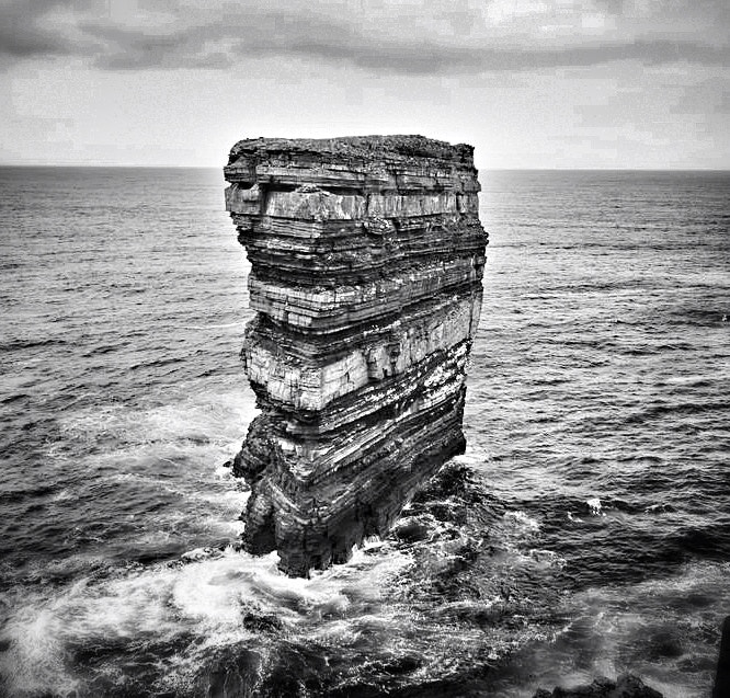 Photograph Seastack on the edge of Europe by JJ Nugent on 500px