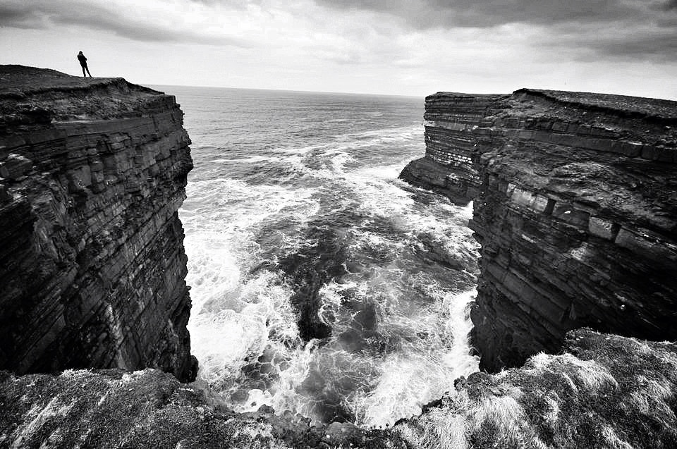 Photograph Over the edge by JJ Nugent on 500px