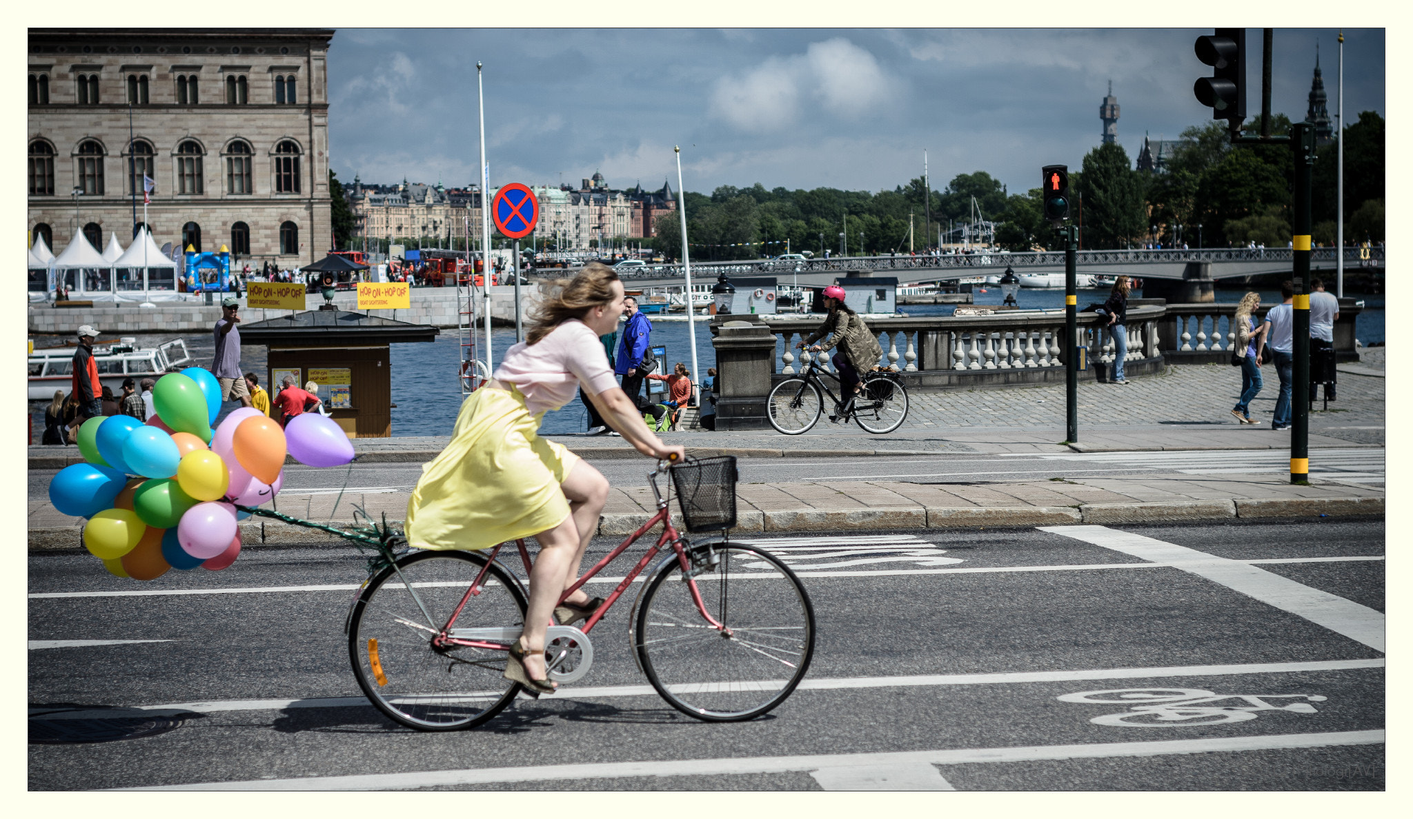 Photograph Colourful Stockholm by Peter Vruggink on 500px