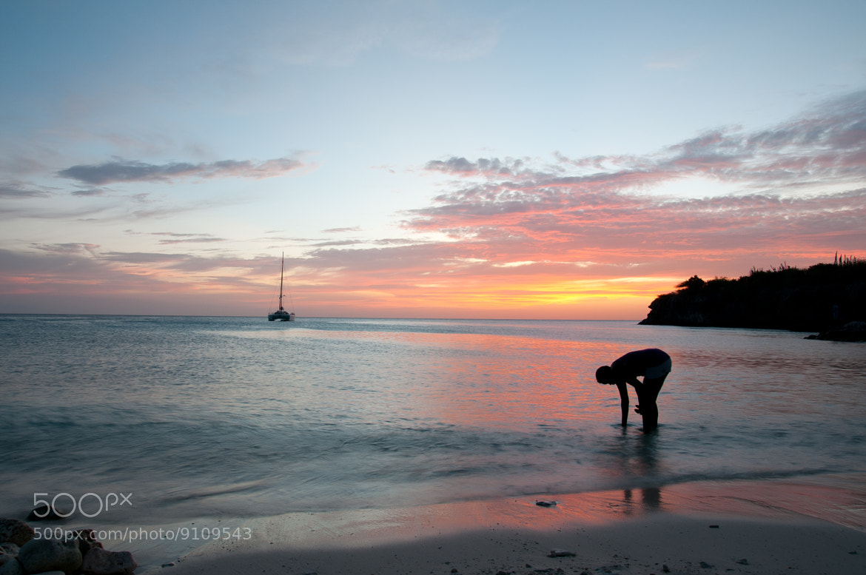 Photograph Curaçao sunset by Lars Datema on 500px