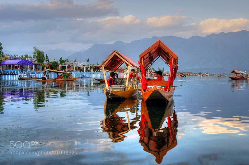 Photograph The Lake Trip by Salih Zorbozan on 500px