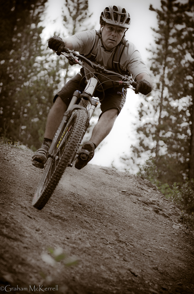 Photograph Canmore MTB 001 by Graham McKerrell on 500px