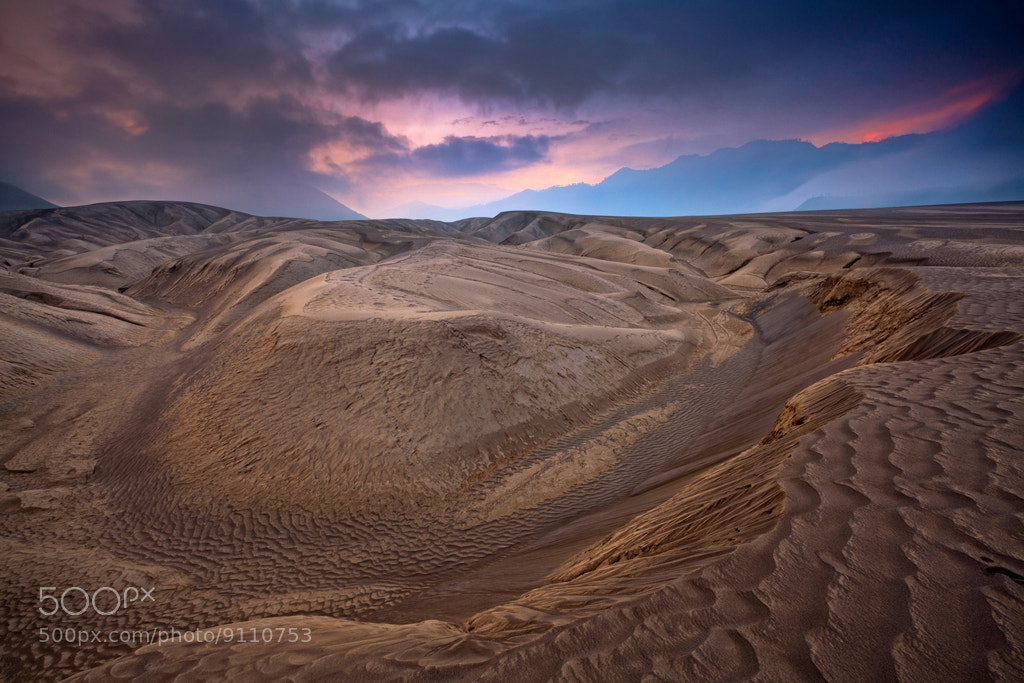 Photograph Mt Bromo Dunes by Helminadia Ranford on 500px