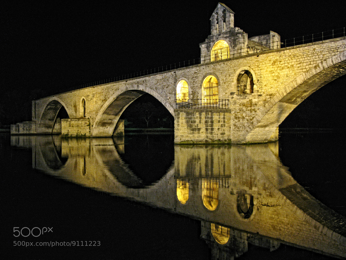 Photograph Bridge of Avignon by Frank Bramkamp on 500px