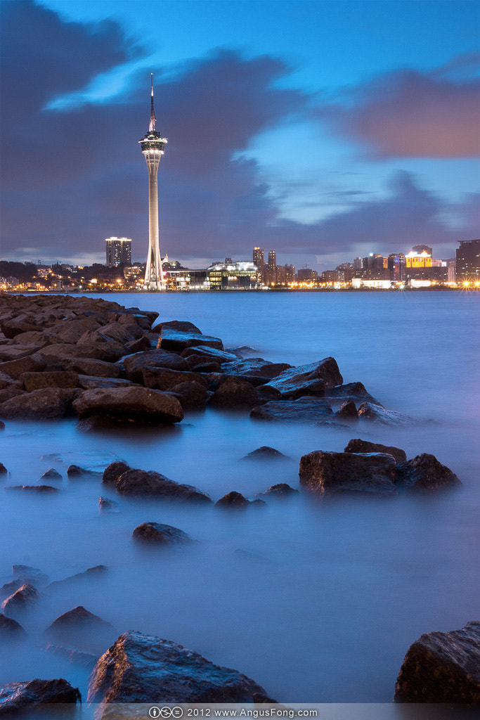 Photograph Smooth Water and Tower by Angus Fong on 500px