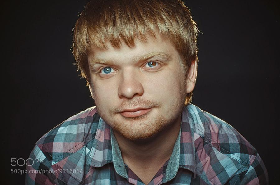 Photograph Heterochromia by Olga Gabsattarova on 500px