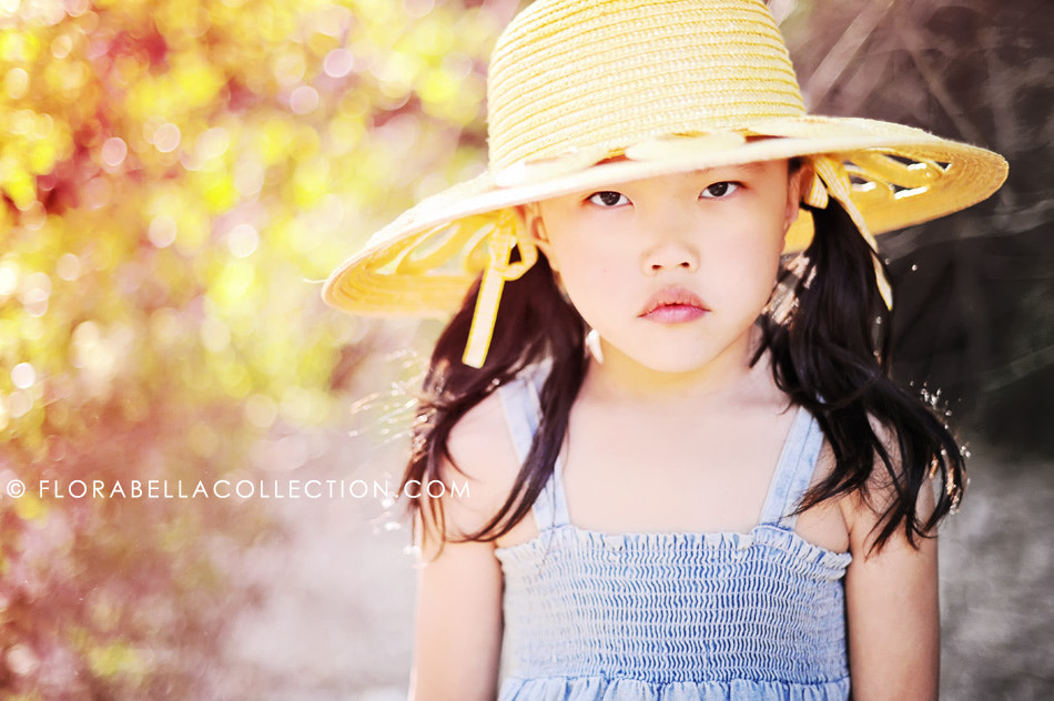 Photograph Yellow Hat by Florabella Collection on 500px