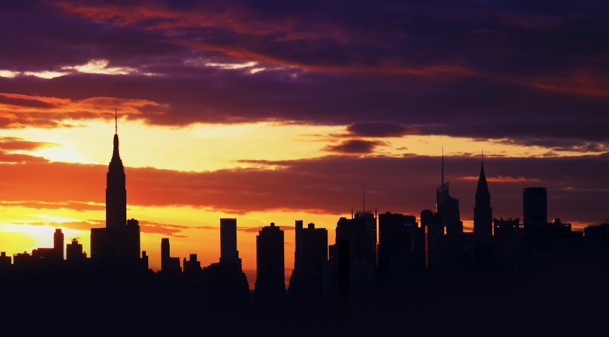 Photograph Manhattan Skyline by RyanAndHeidi on 500px