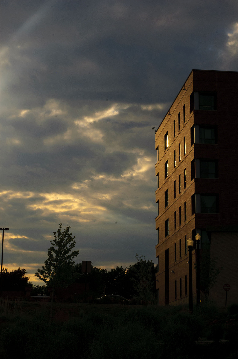Photograph Akron at sunset by James Schooling on 500px