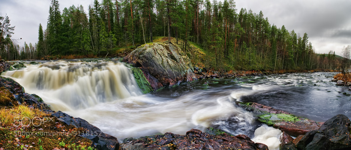 Photograph Waterfall by Patrik Engman on 500px