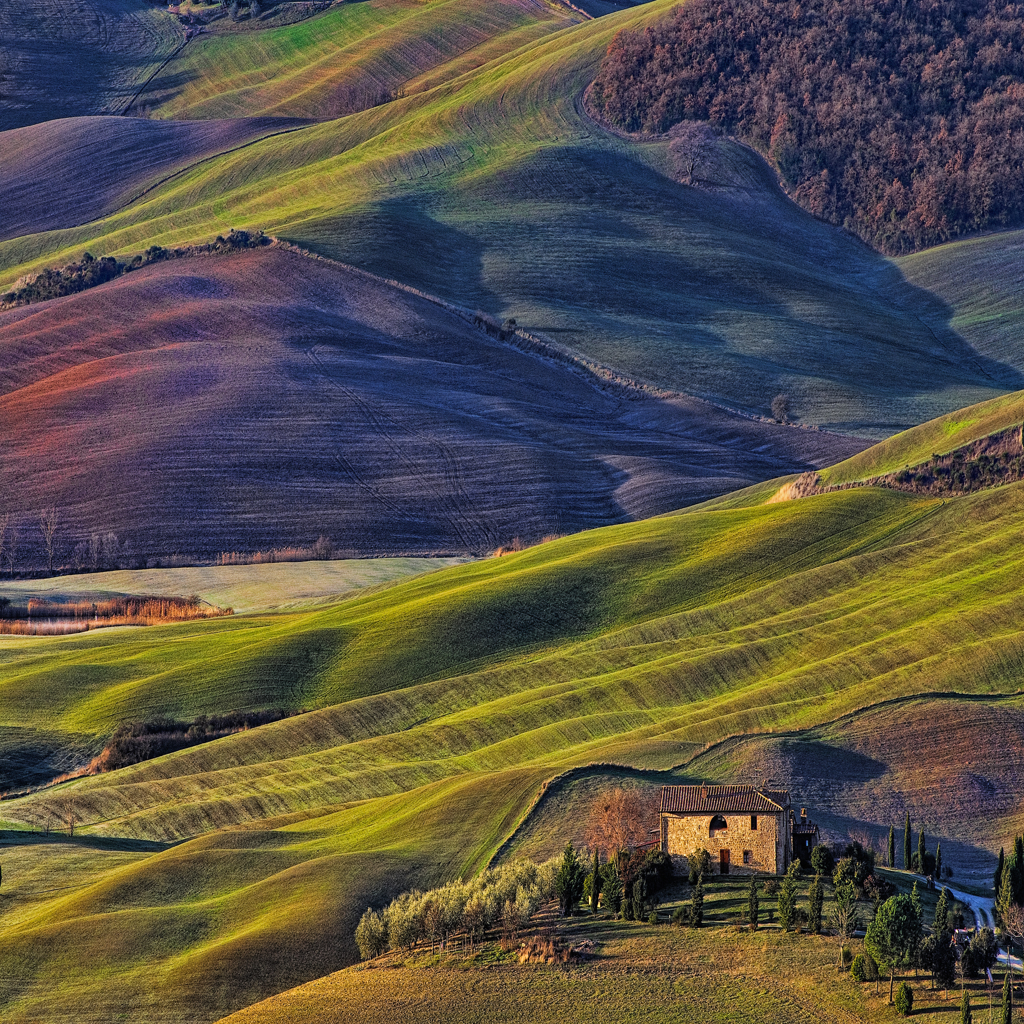 Photograph Tuscany - Crete Senesi #5 by Massimo Squillace on 500px