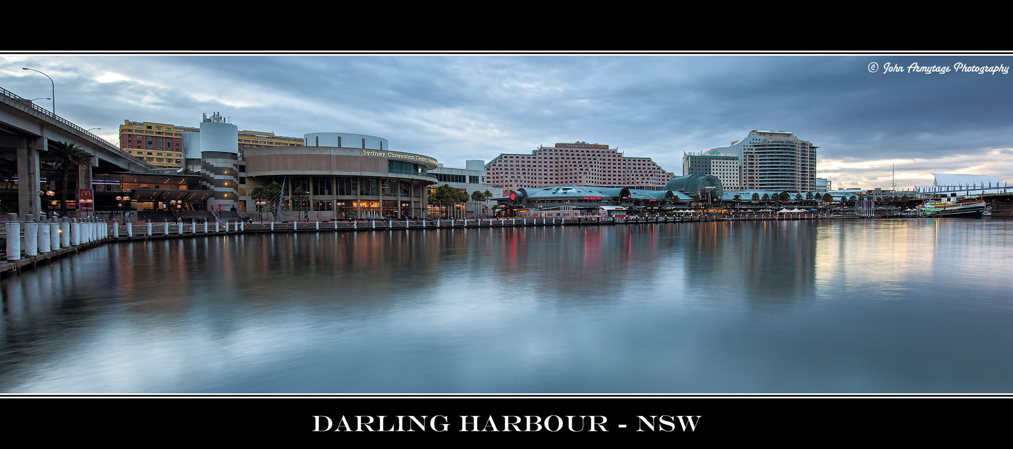 Photograph Darling Harbour NSW by John Armytage on 500px