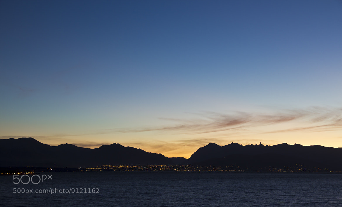 Photograph Bariloche by Federico Opfinger on 500px