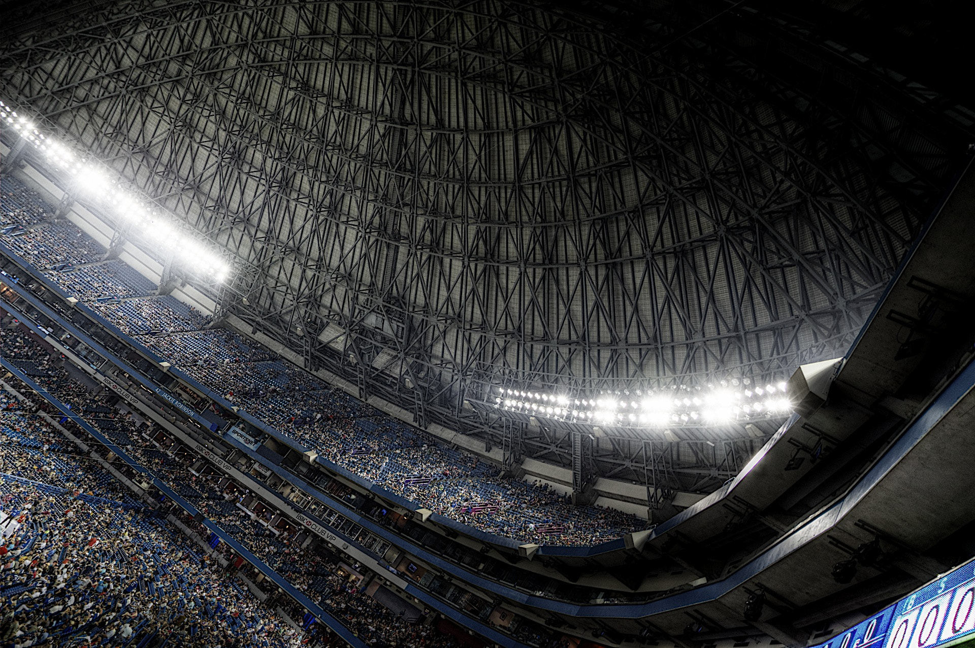 Photograph Rogers Centre by Eric Akaoka on 500px