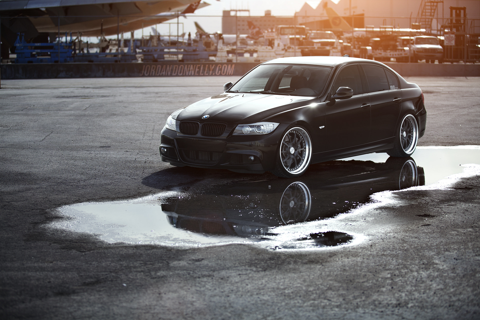 Photograph ISS Forged BMW 335 by Jordan Donnelly on 500px