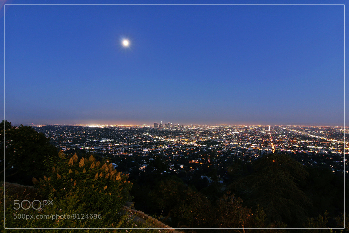 Photograph Los Angeles from Griffith Observatory by Raafat  on 500px